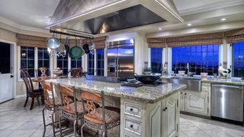 Traditional kitchen, Newport Beach, CA