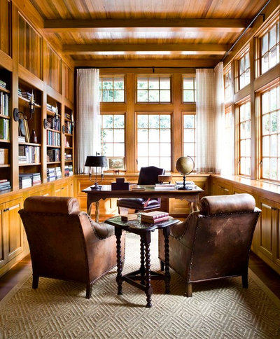 Home Office by Westbrook Interiors