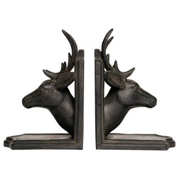 Rustic Decorative Objects And Figurines by Bentley & Bo Interiors
