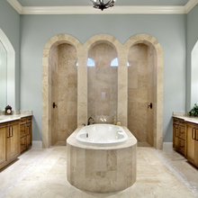 Luxury Master Baths - The Sater Design Collection