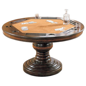 Reversable-Top Silverado Game Table