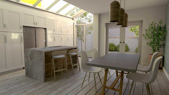 Contemporary Extension Conservation Area Whitehead
