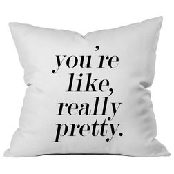 Contemporary Decorative Pillows by Oh, Susannah