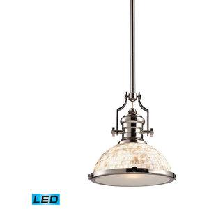 Elk Lighting 66413 1 Pendant Beach Style