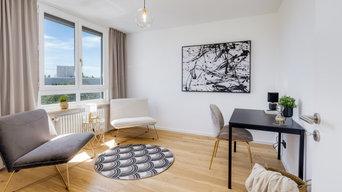 Home Office - Dachgeschosswohnug Fix & Flip