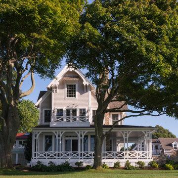 Buttonwoods Luxury Coastal Home