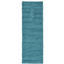 Contemporary Hall And Stair Runners by eSaleRugs