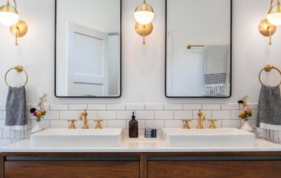 How to Get Your Bathroom Vanity Lighting Right