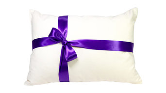 Organic Toddler Pillow 100% Natural Cotton Hypoallergenic