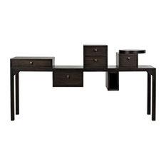 NOIR Furniture - Loyd Console Teak - GCON339T