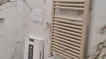 Effetto legno + marmo