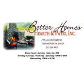 Better Homes Hearth And Patio Inc