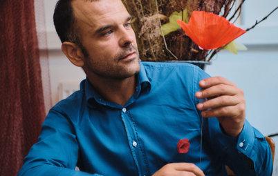 Ces talents prometteurs pour 2020 : William Amor, parurier floral