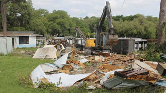 Demolition Services Arkansas