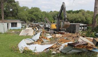 Demolition Services Arkansas