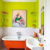 Раскладка плитки в ванной: За счет чего можно экономить