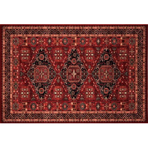 Kashqai Rectangular Traditional Rug, 160x240cm