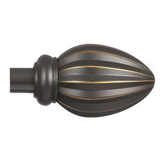 50 Most Popular Oil Rubbed Bronze Curtain Rods For 2018