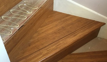 Staircase renovation (bamboo cladding)