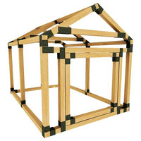 38in W x 60in D E-Z Frame Dog/Pet House Kit