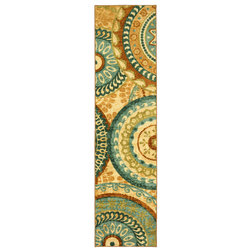 Contemporary Hall & Stair Runners by Mohawk Home