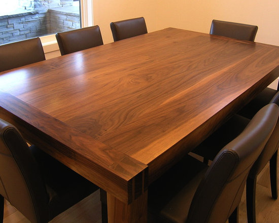 Dining Room Tables By Innovative Woodworking Co.