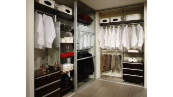 ALUMIX Structural Wardrobe