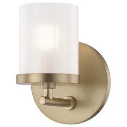 Transitional Bathroom Vanity Lighting by Hudson Valley Lighting