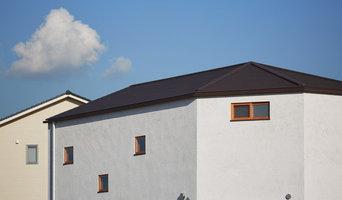 六角形の家