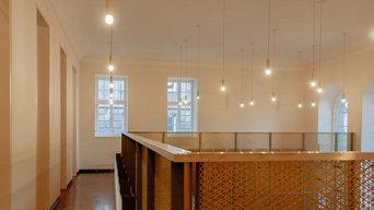 Sanierung und Neugestaltung Synagoge