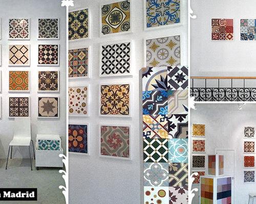 Mosaic del Sur Showroom Madrid and Málaga