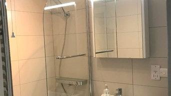 Bathroom Amazon Inspired Transformation