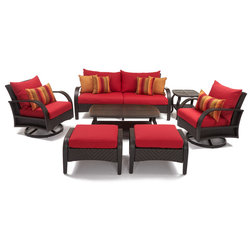 Tropical Outdoor Lounge Sets by RST Brands