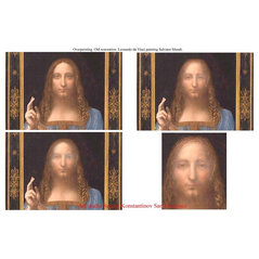 Art Restoration San Francisco Leonardo Da Vinci