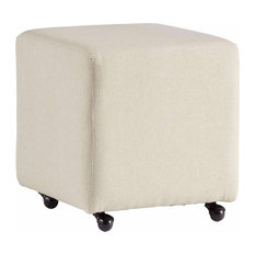 River Castered Stool