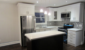 Hexagon Backsplash - Lee in Markham