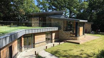 Eco- house, Berkshire