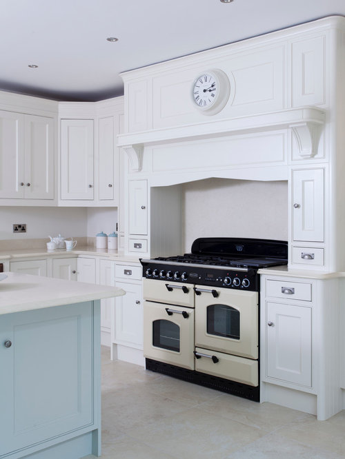 Jonathan Williams Handpainted Solid Inframe Kitchen from our Claridge Collection - Ovens