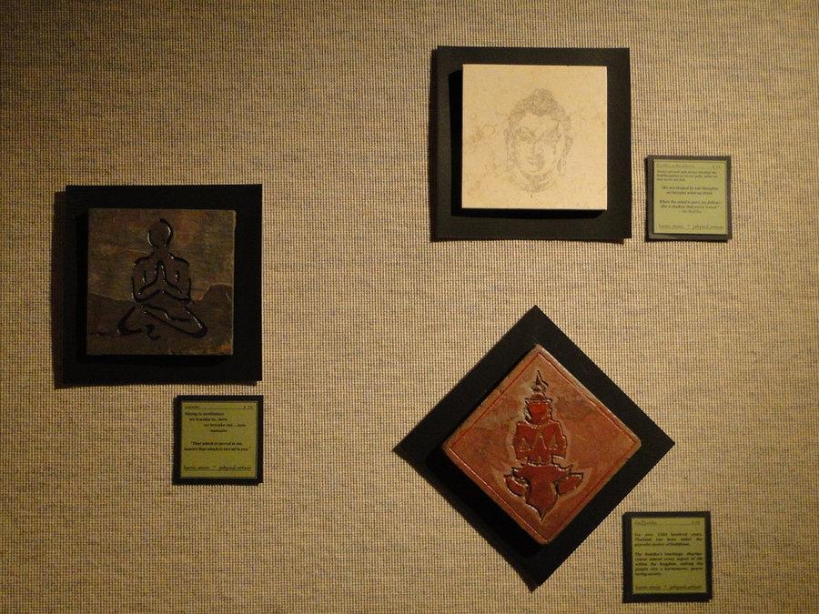 Namaste, Buddha, Thai Buddha