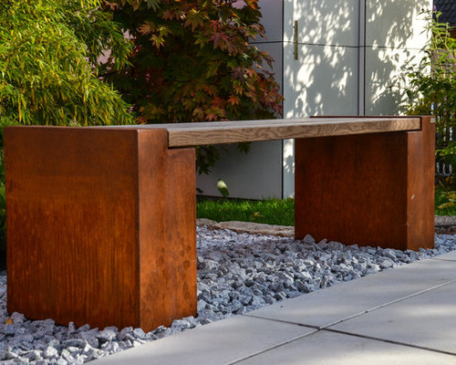 Augsburg   Gartenbank Design@garten