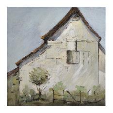Vintage Farmhouse, Canvas Wall Art