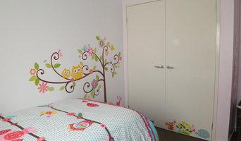 Owl Girl Kids Bedroom