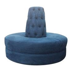 Celebrity Furnishings 48 Circle Settee Sofa Sofas