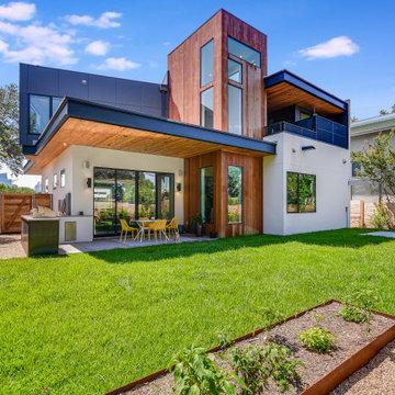 Modern Clarksville Home