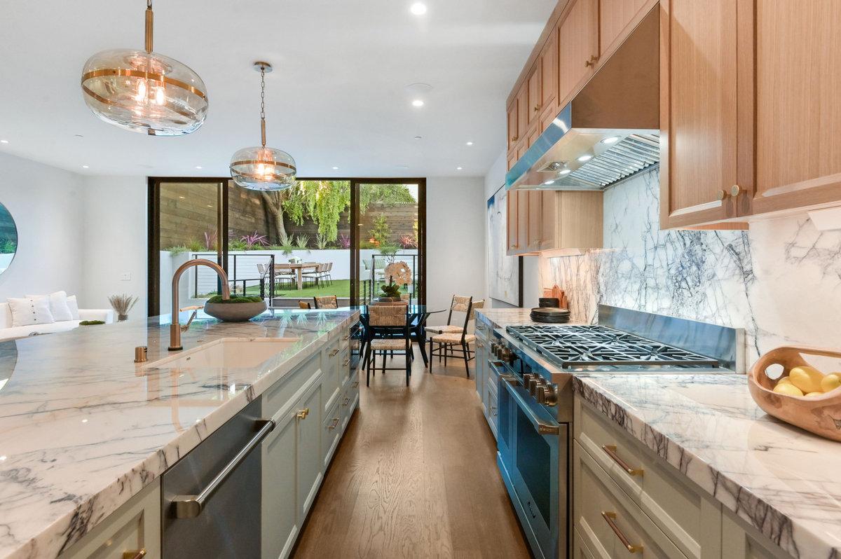 Elizabeth St New Build - Kitchen