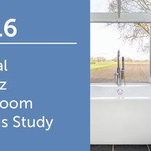 2016 Global Houzz Bathroom Trends Study