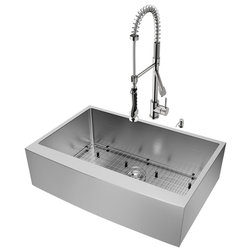 Contemporary Kitchen Sinks by VIGO Industries