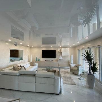 High Gloss Ceiling - Boca Raton