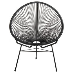 Contemporary Outdoor Lounge Chairs by Joseph Allen Home