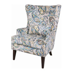 Terrific 50 Most Popular Paisley Armchairs And Accent Chairs For 2019 Andrewgaddart Wooden Chair Designs For Living Room Andrewgaddartcom